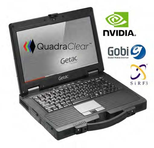 Getac S400 Semi-rugged Laptop